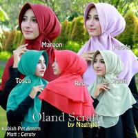 jilbab instan wanita kerudung cantik hijab rubiah cewek pet antem