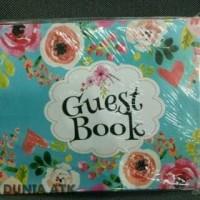 Harga Buku Tamu DaftarHarga.Pw