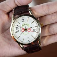 Jam Tangan Kalep Alba 041 DEN NCG ZS Model Kekinian Tahan Air Hadiah