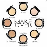 MAKEUP BRAND ORIGINAL Make Over Face Contour Kit (MakeOver)/