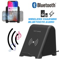 Harga wireless smart bluetooth speaker two horn stereo mini desktop | Pembandingharga.com