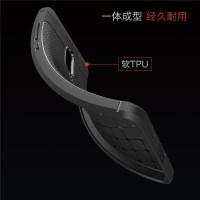 LEATHER AUTO FOCUS Nokia 3 5 6 case back cover casing hp kulit carbon