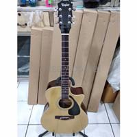 Gitar Best Seller Akustik Natural Merk Taylor Murah Bonus Rp 589222 Jakarta
