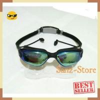 Kacamata Renang - KACAMATA RENANG ANTI FOG DAN UV SPEEDO 866 GRADE ORI