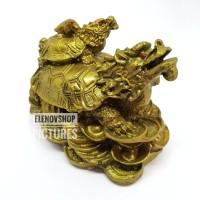 Patung Kura Kura Naga Fengshui Best Seller