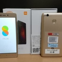 HP Android 4G Murah Ram 2GB/16GB Xiaomi Redmi 3s Fingerprint