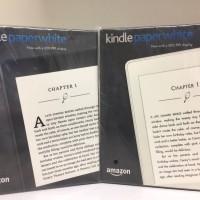 "Amazon 7th Gen Kindle Paperwhite 6"" eBook Reader 300ppi WiFi 4GB White"