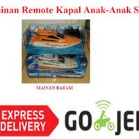 Mainan Anak Remote Control Kapal Boat RC Boat Murah Bagus Baru