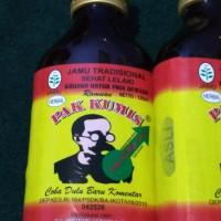 Harga jamu kuat ramuan tradisional pak kumis murah 100 | Pembandingharga.com