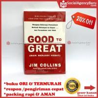 Good to Great Baik Menjadi Hebat - Jim Collins