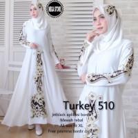 New gamis arab , turkey 510, fashion wanita