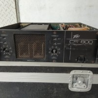 Power Amplifier Peavey CS 800 built up MADE IN U.S.A. original bukan s