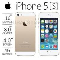 Harga apple iphone 5s 16gb garansi distributor platinum 100 | Hargalu.com