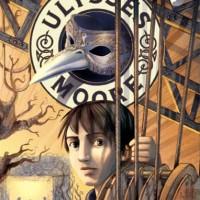 Buku Novel ULYSSES MOORE 8 Penguasa Petir