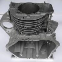 Crankcase Blok Mesin Genset Diesel Silent 5KW China Seg SEP07Y