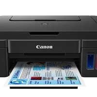 PRINTER CANON G3000 - Printer Scan Copy Wifi