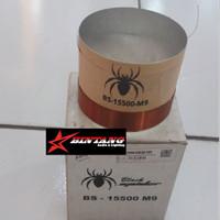 SPUL / VOCIE COIL SPEAKER 15 INCH BLACK SPIDER BS-15500 M9
