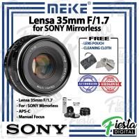 Lensa MEIKE 35mm f/1.7 for SONY Mirrorless