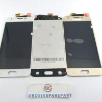 LCD SAMSUNG J5 PRIME / G570 FULLSET TOUCHSCREEN BISA ATUR KONTRAS ORI