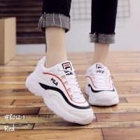 Sepatu FILA Ayu Ting Ting Sneakers S 8012-1