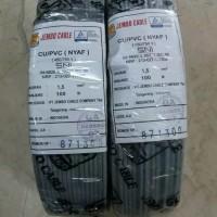 Kabel nyaf 0.75mm eterna / jembo kabel nya eterna jembo 1x0.75mm
