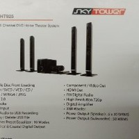 Harga pht925 home theater polytron tall boy speaker 5 1 ch dv | Pembandingharga.com