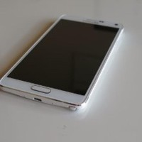 Samsung Galaxy Note 4 White Bekas Limited
