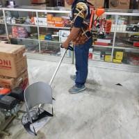 Potong Padi Mesin Pemotong Padi SHIRAKU JAPAN STANDARD