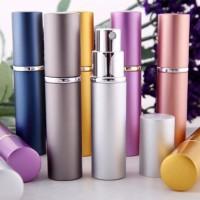 Botol Parfum Kosong / Perfume Travel Refillable Spray Bottle 5 ml