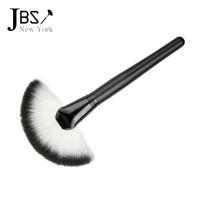 JBS NY Kuas Fan Make Up Brush Blush On Foundation Wajah Kipas K082