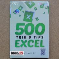 Buku 500 Trik Dan Tips Excel
