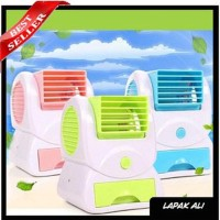 Fan Air Cooler Portable: Kipas Angin Model AC Mini Ukuran Kecil US