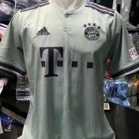 Jersey Bayern Munchen Away 2018 - 2019 Grade Ori Thailand