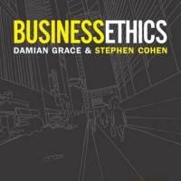 Business Ethics - Stephen Cohen (Business/ Economy)