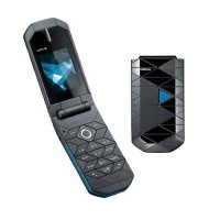 NOKIA 7070 PRISM SINGLE SIM HANDPHONE FLIP CANDY BAR REFURBISHED