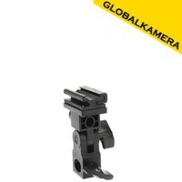 Harga super sale type b flash hot shoe umbrella holder mount bra | Pembandingharga.com