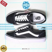 69 Sepatu - VANS OLD SKULL BLACK / HITAM / GRADE ORI / MADE IN VIETNAM