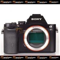 Kamera Sony Alpha 7 Body (Promo Cashback)