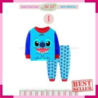 Harga 2 7t piyama anak junior wardrobe jw 33 i stitch | Hargalu.com