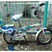 Sepeda Anak Lipat Hengwang 16 Inchi Bukan BMX Phoenix Lucu Murah Ter