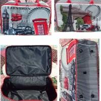 Travel bag Kanvas motif London