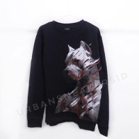 MARCELO BURLON DOG PRINT SWEATSHIRT ORIGINAL | SWEATER BURLON