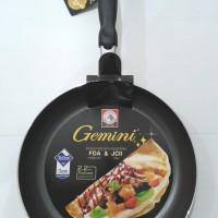 Teflon Wajan Pengorengan Fry Pan Non Stick 28 cm Zebra Gemini
