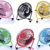 NEW! USB MINI FAN KIPAS ANGIN KECIL KABEL TANCAP LAPTOP U002F PC
