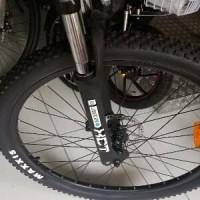 Sepeda MTB United Kaspia 3 (bekas, beli belum 3 bulan) sold out
