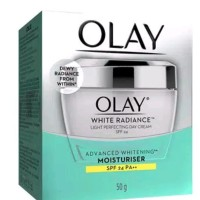 Olay White Radiance Day Cream Spf 24 - 50 Gram
