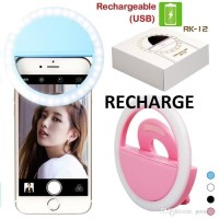 RING Selfie LIGHT - Lampu SELFIE RING