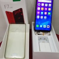 Hp OPPO F7 RAM 4/64GB BLACK SECOND