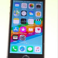 HP Second iPhone 5S-4G Gold 64GB Ex iBox Resmi Kondisi Mulus