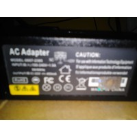 Adaptor ungu power supply 455 mA 22V Printer HP Deskjet 1010 1510 1515